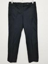 ANN TALYOR LOFT Marisa Womens Stretch Black Pants Size 2 (26 1/2 Inseam)... - $16.10