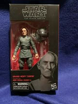 "Star Wars Hasbro The Black Series 6"" Action Figure -General Moff Tarkin NIB - $14.85"