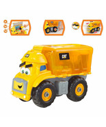 NEW Cat Junior Crew Fix-It Phillip Construction Truck FREE SHIPPING - $28.99