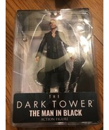 2017 THE DARK TOWER THE MAN IN BLACK ACTION FIGURE - DIAMOND SELECT TOYS - $27.42