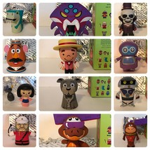Disney Parks Park Starz Series 4 Vinylmation Complete Set One Of Each Figure New - $58.15