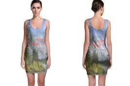Bob Ross Bodycon Dress - $19.80+