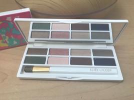 Estee Lauder Pure Color 8 Eyeshadow Palette Hot Cinnamon, Ivy Envy, Nude Fresco - $25.73