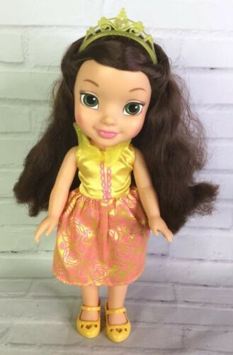 Primary image for Jakks Pacific Beauty and the Beast My First Disney Princess Belle Doll Royal Toy