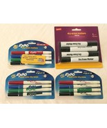 Expo Dry Erase Markers Fine Tip Assorted Color 84674 Low Odor Staples Bl... - $14.99