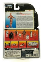 Kenner Star Wars Power Of The Force C-3PO Japanese THX Red Card Rare Potf Figure image 2