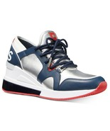 MICHAEL Michael Kors Liv Trainer Sneakers Size 7 - $138.59