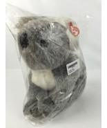 "Ty Classic Beaut Koala Bear Ear Tag 12"" Stuffed Animal Toy Gray White - $14.70"