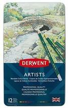 *Derwent colored pencil artist color pencil 12 color set 32092 - $33.09
