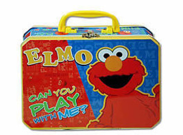 ELMO INSULATED LUNCHBOX & WATER BOTTLE - $15.00