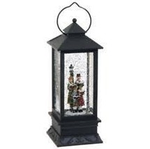 LED Lantern Caroler Water Globe - £45.95 GBP