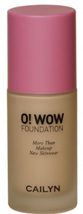 Cailyn O!Wow Foundation 05 Cacao - $31.95