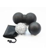 1 Set EPP Fitness Peanut Massage Ball Yoga Ball Trigger Point Ball Shoul... - $15.20