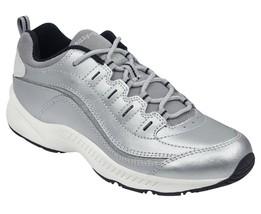 Womens Easy Spirit Romy Sneaker - Silver, Size 7 M US - $84.99