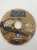 BLAZING ANGELS SQUADRONS OF WWII Wii UBISOFT 2007  - $1.00