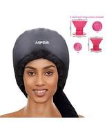 Bonnet Hood Hair Dryer Attachment- Soft, Adjustable Extra Large Hair Dry... - $12.73