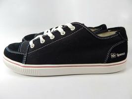 Spenco CVO S2 Größe Us 9 M (D) Eu 42,5 Herren Sneakers Freizeitschuhe Schwarz