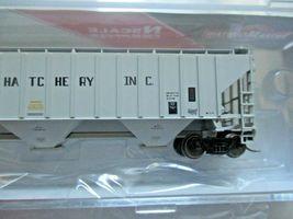 Intermountain # 653109 Evergreen Hatchery Inc. 4750' 3-Bay Covered Hopper (N) image 3