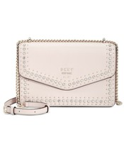DKNY Whitney Leather Studded Flap Shoulder Bag #16 - $129.99