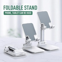 Phone Holder Desk Stand For Mobile Phone Tripod For IPhone 11 Pro X Xsma... - £14.57 GBP