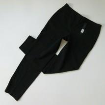 NWT Elie Tahari Jillian in Black Stretch Wool Tapered Slim Pants 8 $198 - $72.00
