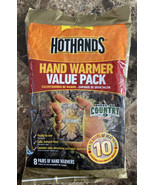 HotHands Mossy Oak Hand Warmers - Bag of 8 Pairs 10 Hours of Heat. Free ... - $14.36