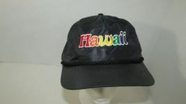 Men's Hawaii Rainbow vintage souvenir trucker hat Cap snapback Ed's west... - $14.84
