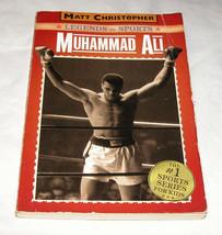Muhammad Ali Legends in Sports di Glenn Stout & Matt Christopher 2005 - $15.62