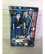 2013 Mattel Monster High Invisi Billy Son of the Invisible Man Scare Mes... - $64.35