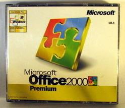 Microsoft Office 2000 Premium - $13.99
