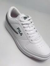 Men's Fila White | Burgundy | Green A-Low Fashion Sneakers  - $69.00
