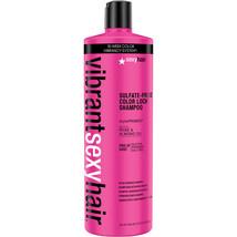 Sexy Hair Vibrant Color Lock Shampoo 1000ml - $84.41