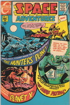 Space Adventures Comic Book Volume 1 #6, Charlton Comics 1969 VERY FINE+ - $26.04