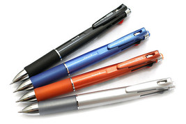 Zebra Clip-on multi 1000 B4SA2 Assorted Colors 0.7mm MultiPens (4pcs) - ... - $36.45