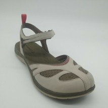 Merrell Womans Siren Wrap Q2 Ankle Strap Closed Toe Sandal Grey Cushion ... - $49.49