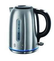 Russell Hobbs Buckingham Quiet Boil 1.7 L 3000 W Kettle 20460 - Brushed ... - €33,02 EUR