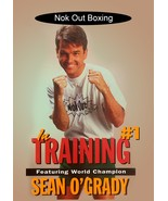 Nok Out #1 Boxing in Training DVD Sean O'Grady offensive & defensive tec... - $23.50