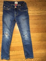 the childrens place medium wash pants blue jeans stretch denim bottoms 6... - $5.02