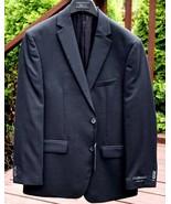 Marc Anthony Black Slim Fit Wool Suit Jacket 42R 44R - $99.99