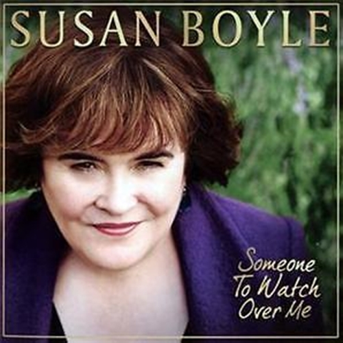 Someone to watch over me by susan boyle