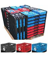 BIGANT 1-Pallet Collapsible Milk Crates Heavy Duty for Commercial - Mix ... - $3,762.00