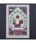 FULL KIT 2005 Santa Limited Edition cross stitch kit Prairie Schooler  - $27.50