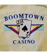 "Boomtown Casino Lightweight ""Poker"" Hoodie w/Drawstrings - XL - $13.13"