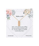 LANG XUAN Message Card 12 Zodiac Necklace Woman Constellations Sign Tag ... - €9,86 EUR