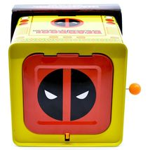 Entertainment Earth SDCC 2019 Exclusive Deadpool Retro Style Jack-in-the-Box image 7