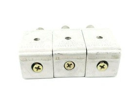 LOT OF 3 NEW WESTINGHOUSE T250KB CIRCUIT BREAKER LUGS 4-350 MCM-CU E7819 image 2