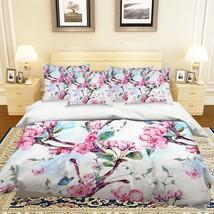 3D Peach Butterfly 229 Bed Pillowcases Quilt Duvet Single Queen King US ... - $102.84+
