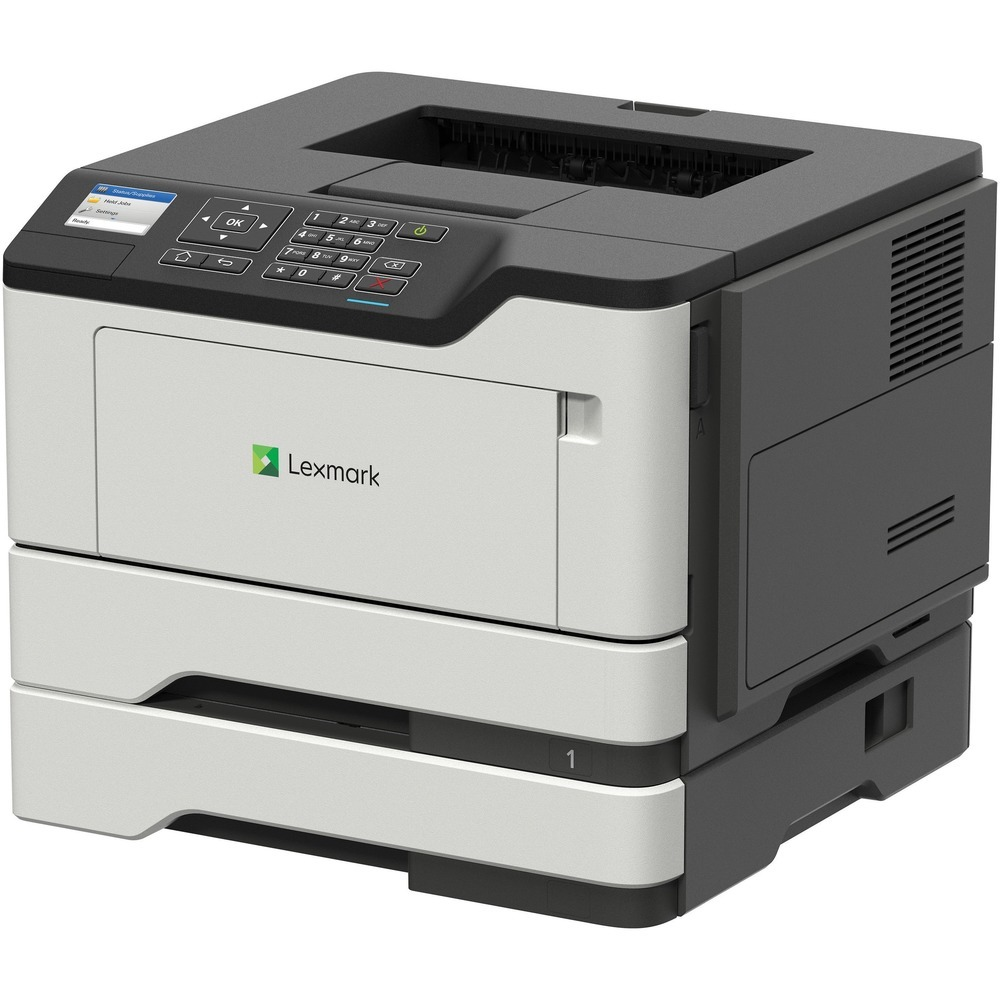 Primary image for Lexmark MS521dn Laser Printer - Monochrome - 46 ppm Mono - 1200 x 1200 dpi Print