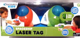 Discovery Kids Spaceship Laser Tag Infrared Blaster Game NEW - $13.77