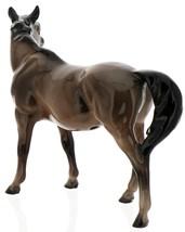 Hagen-Renaker Miniature Ceramic Horse Figurine Thoroughbred Mare image 6